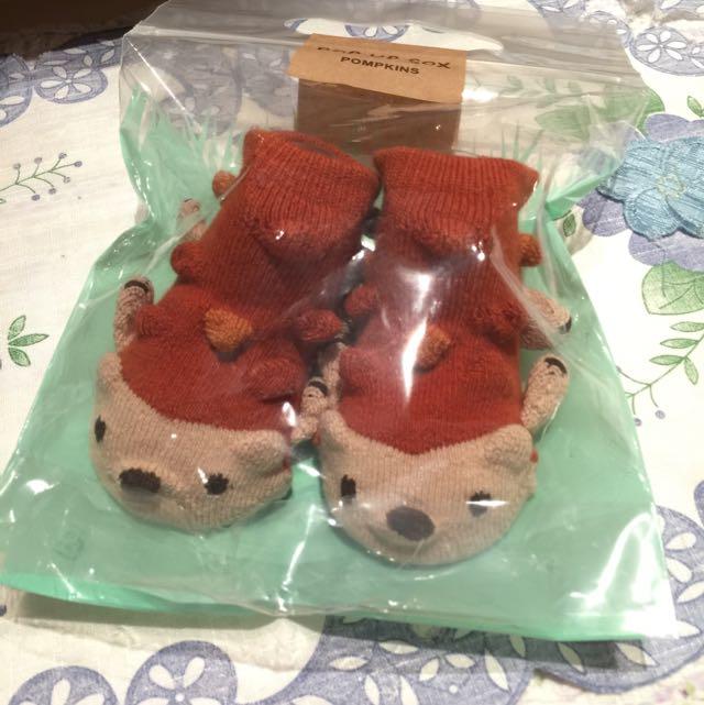 日本刺蝟照型襪子