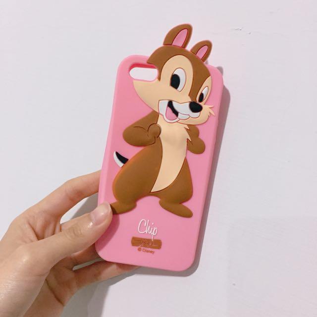 迪士尼 奇奇蒂蒂 Disney 蘋果手機殼 Iphone5 Iphone5s