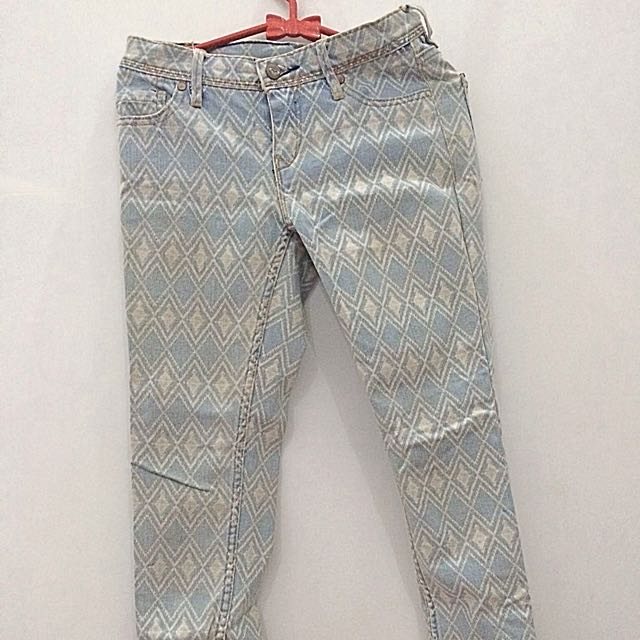 Abstrak Jeans By ROXY