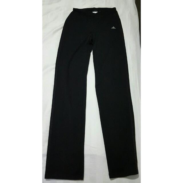 Adidas Climacool Yoga Pants 2XS