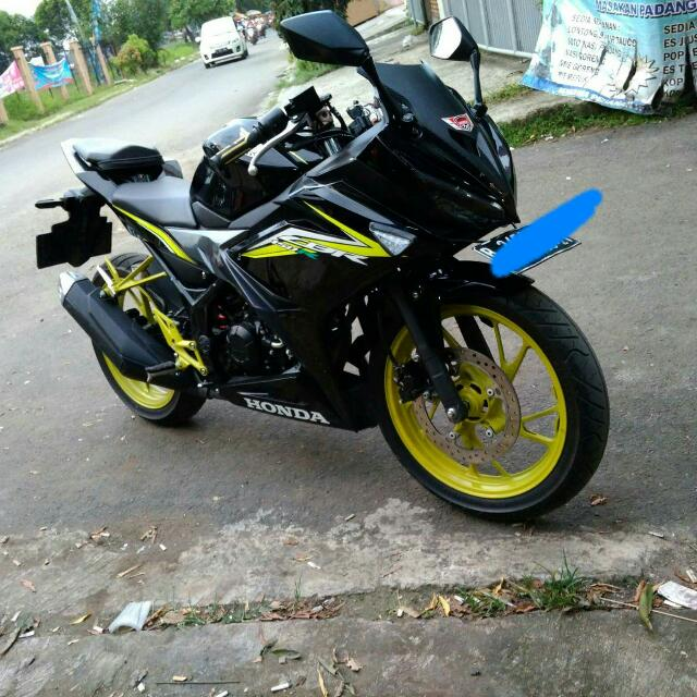 ALL NEW CBR K45 FACELITE 2016 150cc
