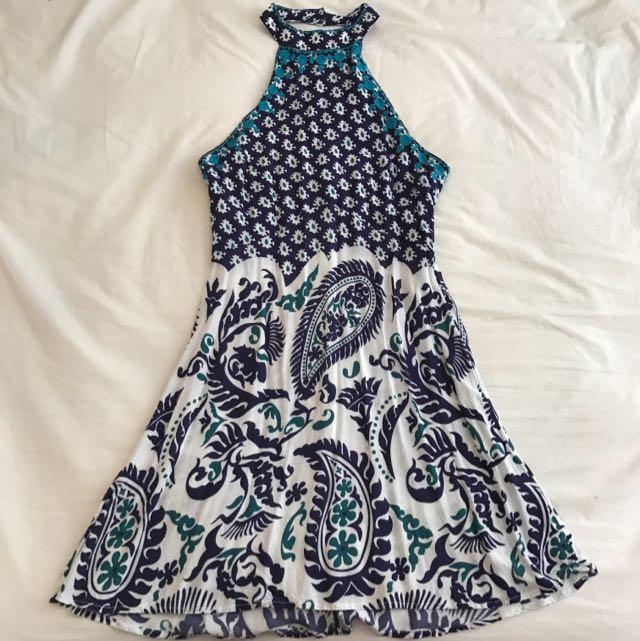 Arnhem Halter Dress