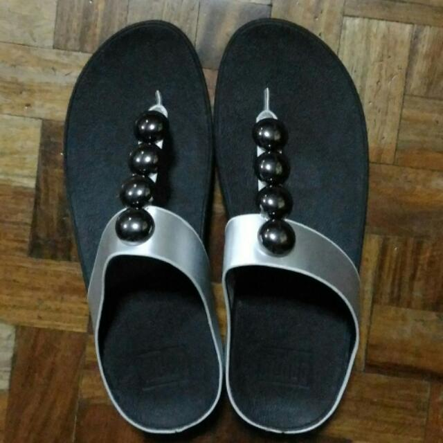 Authentic Fitflop (Silver)