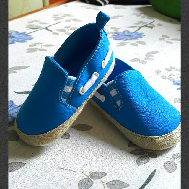 Baby Shoe 6-12 Months