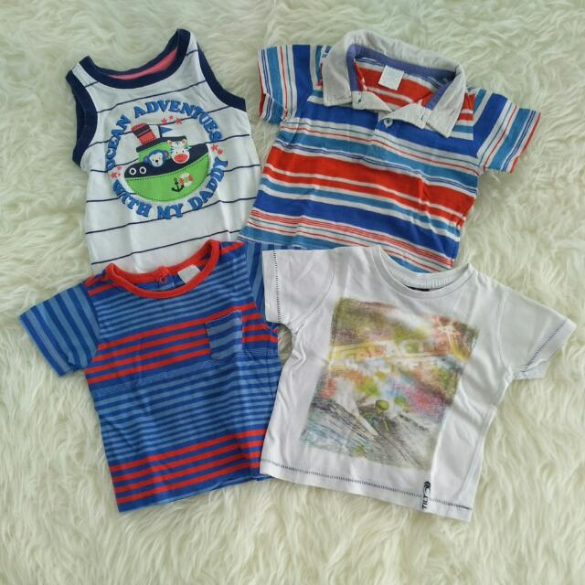 Take All! Baby Top 6-12 months
