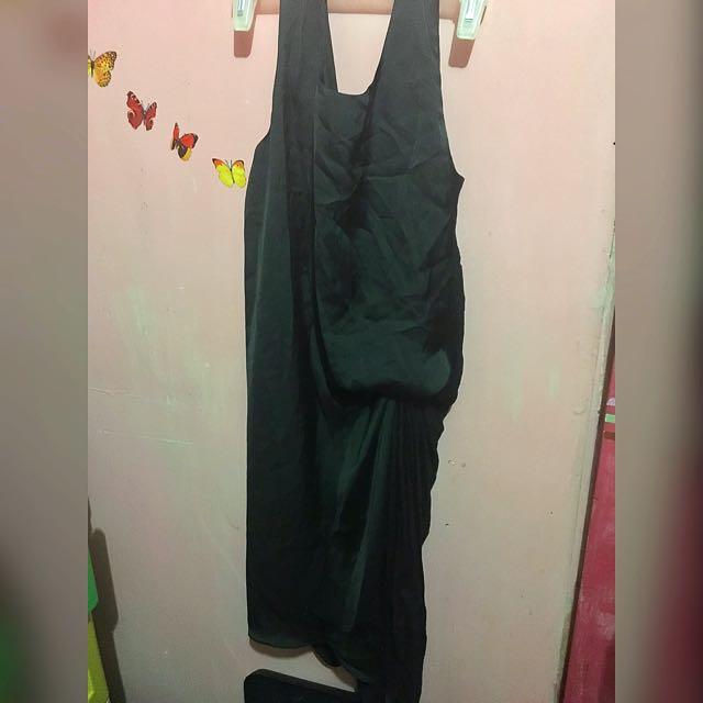Repriced! Black Dress