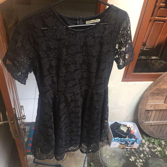 Black Dress by Ada Fashion