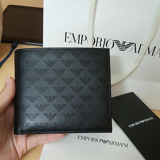 0f9624c360 BN Emporio Armani Men s Wallet.