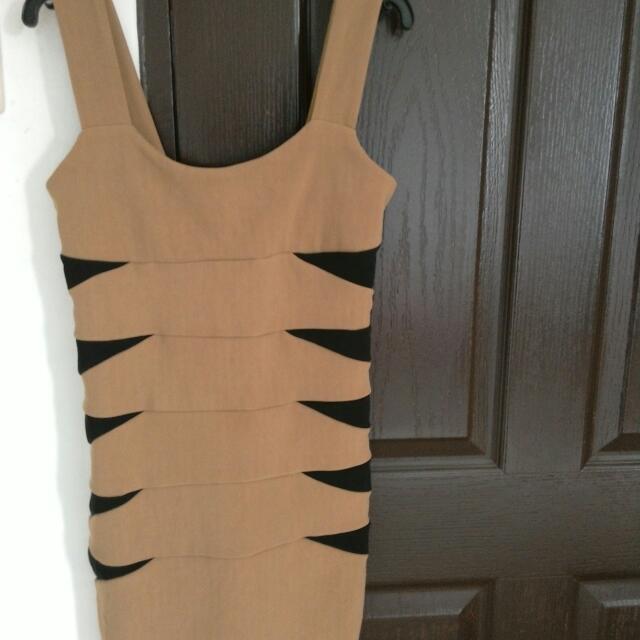 Bodycone Dress