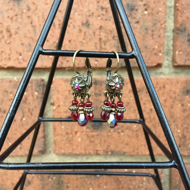 Boho Jewel Earrings