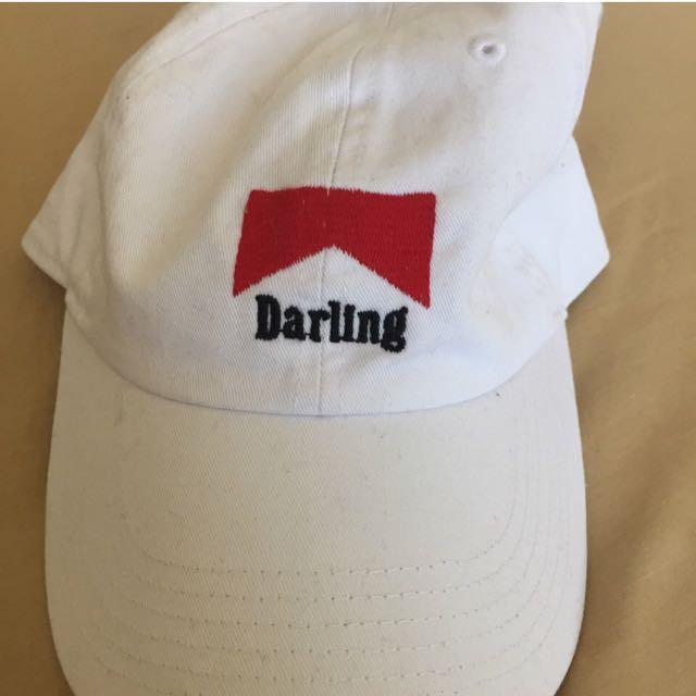 Brandy Melville Darling Cap