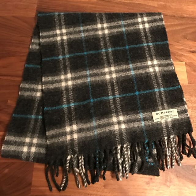 Burberry Scarf $100 Or Best Offer