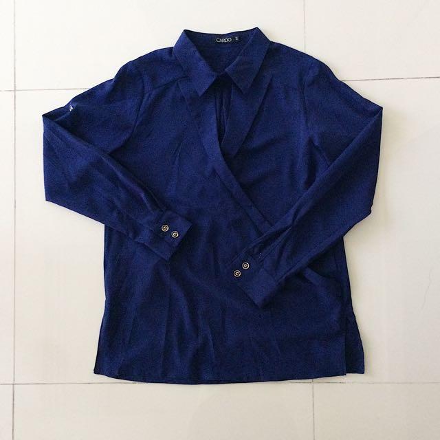 Cardo Blue Top