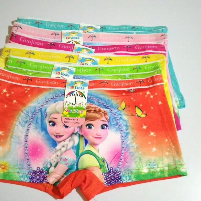 Celana Boxer Anak/CD/Cewek