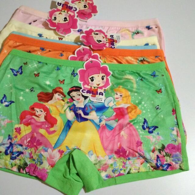 Celana Dalam Anak/CD/Boxer Cewek