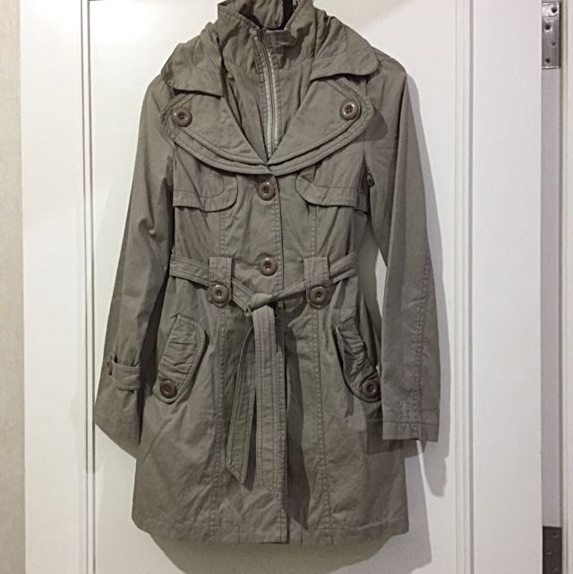 Trench Coat (mantel)