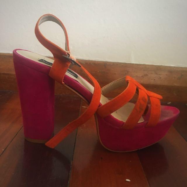 Colour Colour Colour!! Heels
