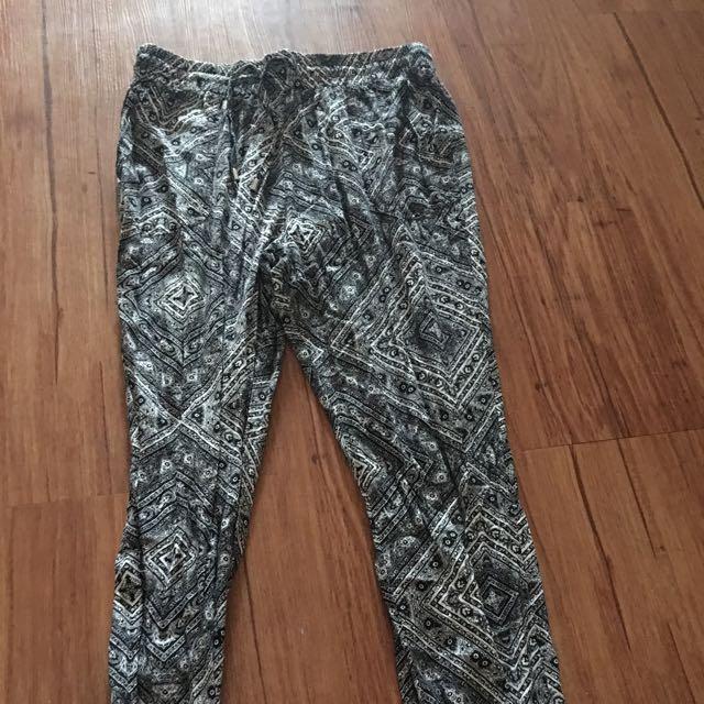 Cotton On Size 12 Cuffed Pants