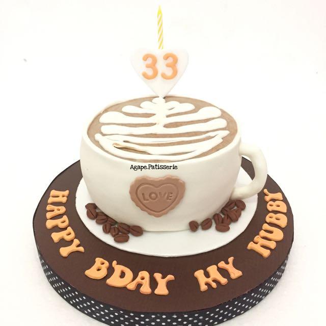 Cup Coffee Cake