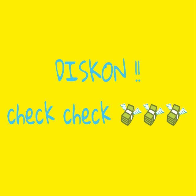 Diskon Gaessss !
