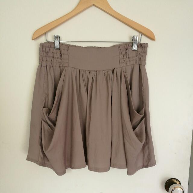 Dollhouse Floaty Skirt Size 12