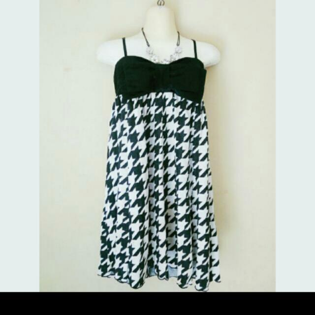 Dress Ribbon pita Import Size M-L