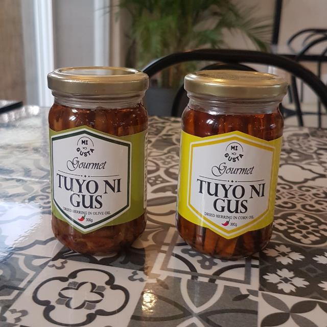 Dried Herring In Olive Oil / Corn Oil