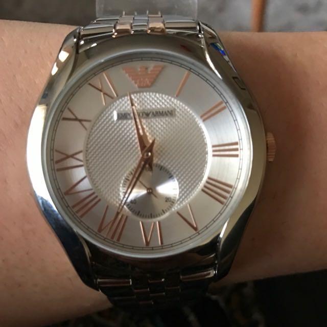 Emporio Armani classic Watch