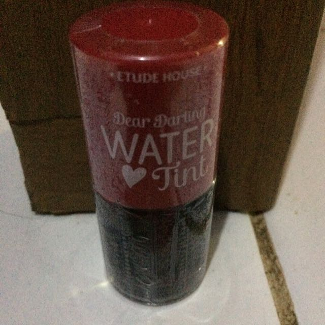 Etude House Water Tint Cherry