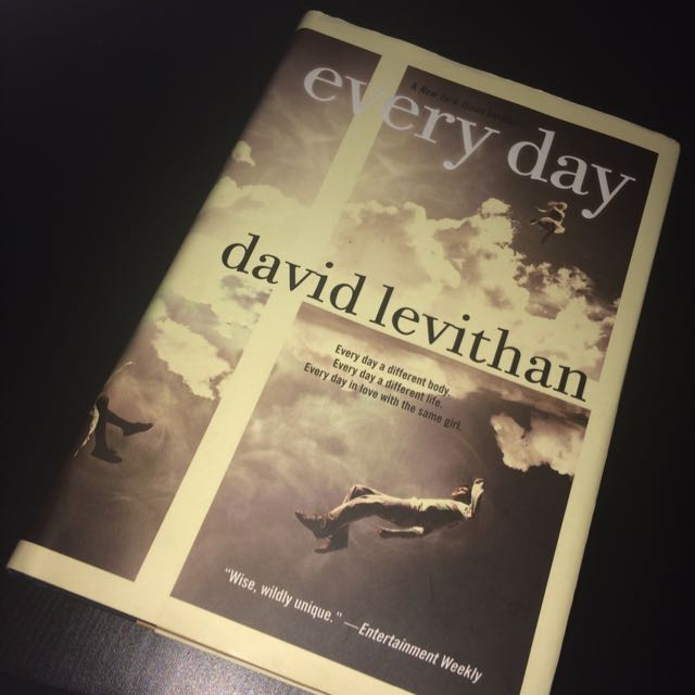 Every Day By David Levithan Hardcover