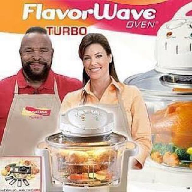 FlavorWave Oven Turbo