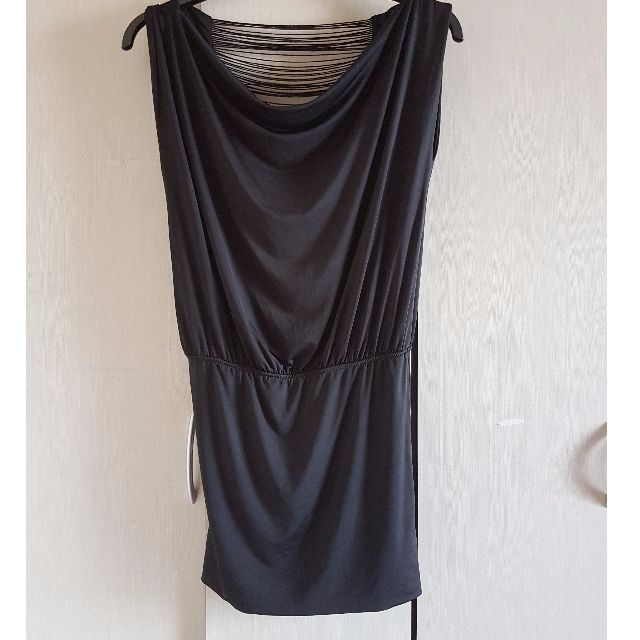 Forever 21 black party dress