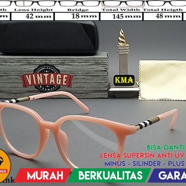 Frame Kacamata Vintage 3213 kacamata minus   plus  cylinder kacamata anti  radiasi. Source · 104d184e78