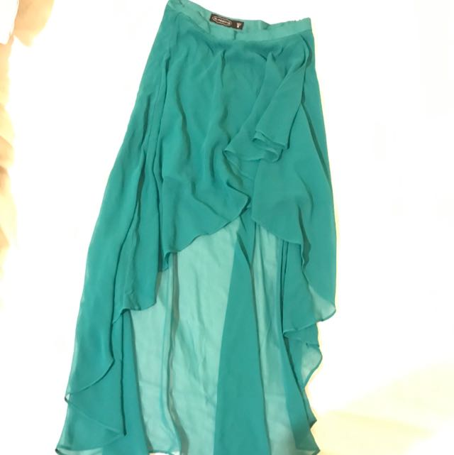 Glasson High Low Skirt Size6