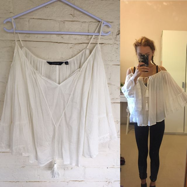 glassons flowy top