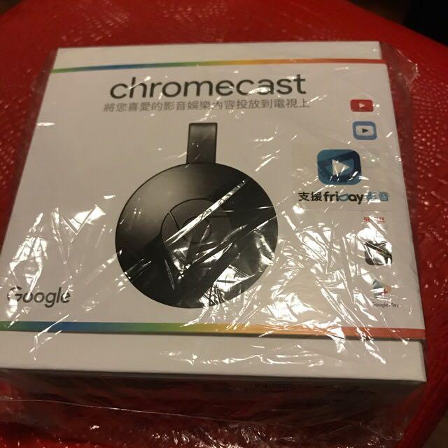 Google chromecast電視棒