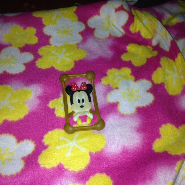 Half Phone Case Minnie Mouse