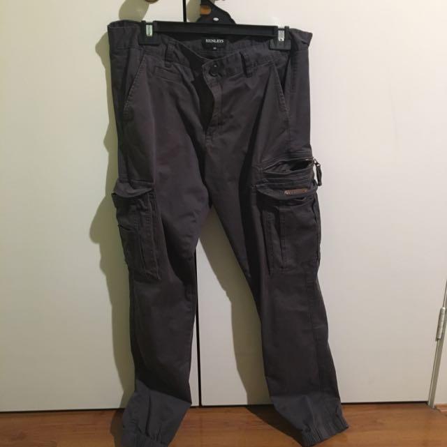 Henleys Pants