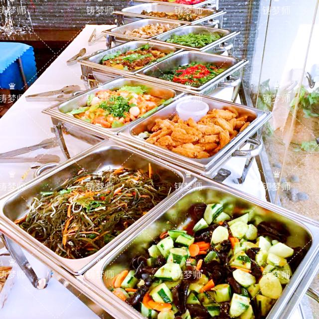 House Party Catering Buffet, Food & Drinks, Instant Food