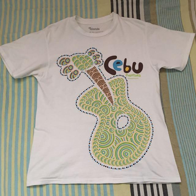 Islands Souvenir CEBU T-Shirt