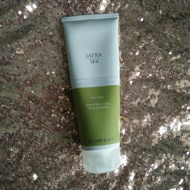 Jafra Mud Mask