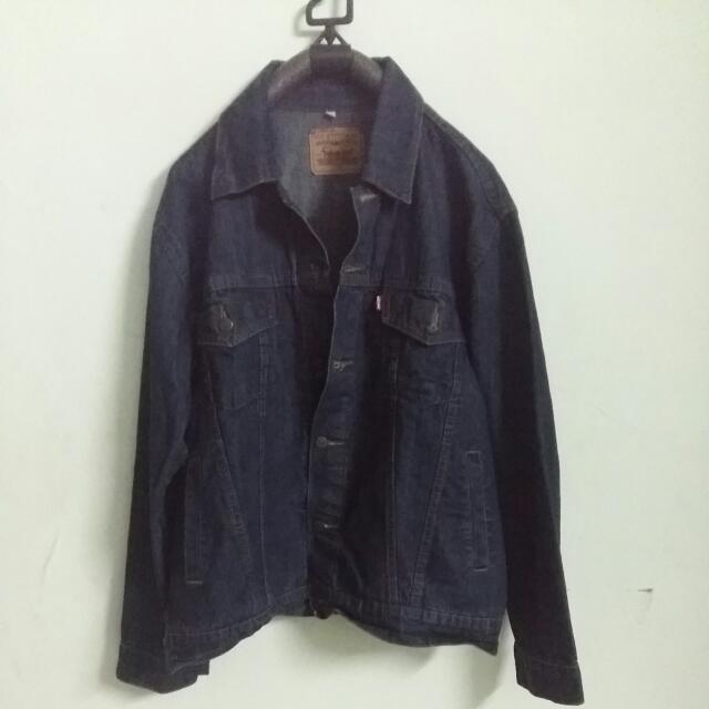 Jaket Jeans Size L