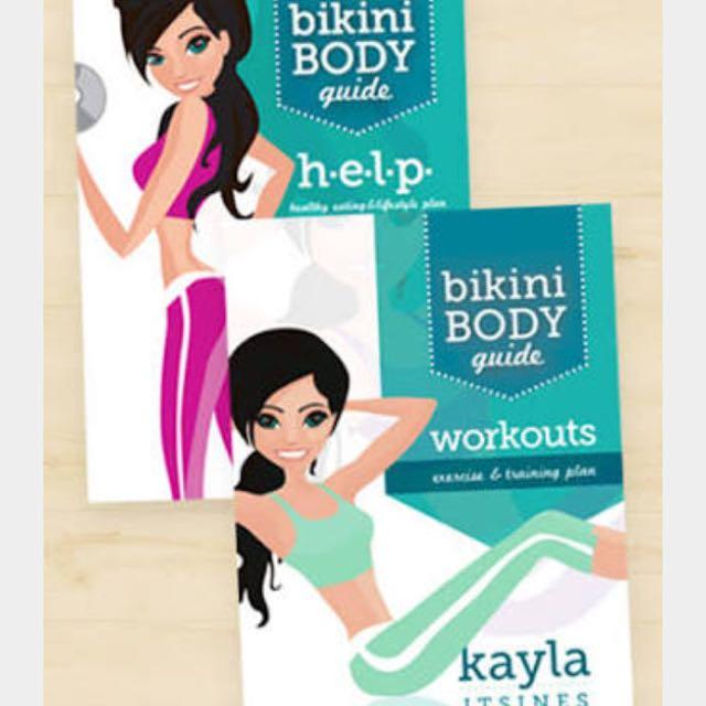 Kayla Itsines Bikini Body Guide Workouts And Nutrition Plan