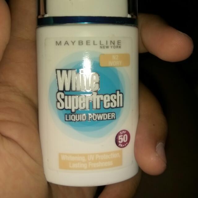 Maybelline Foundation