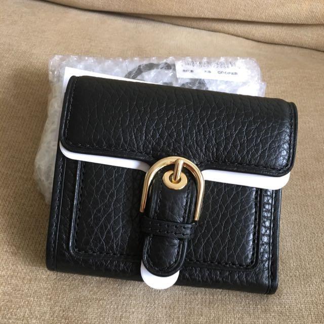 f2548d5efa2d Michael Kors Cooper Medium Leather Carryall Card Holder Wallet ...