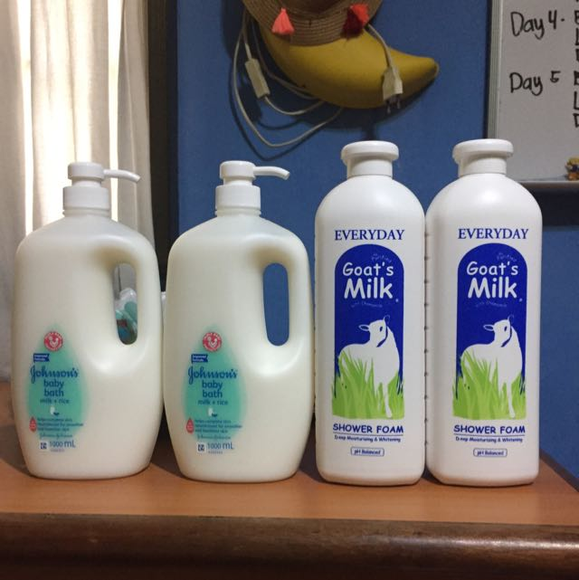 Milk Bath For Sale $20 For 4