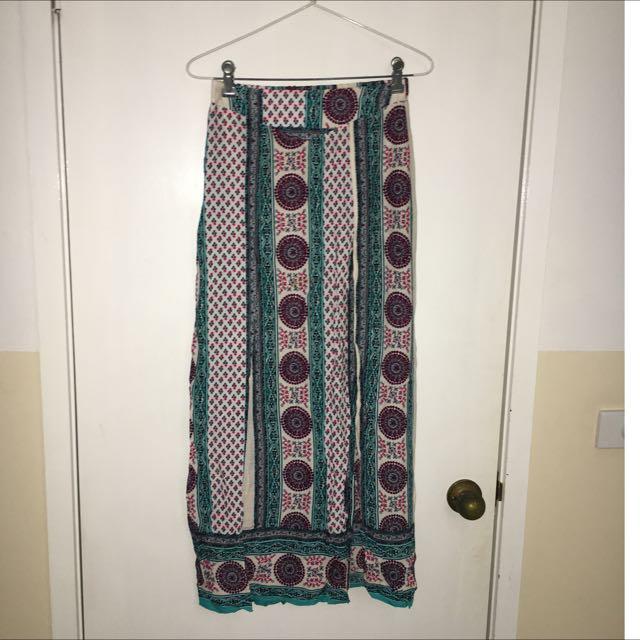 Mooloola Maxi Skirt
