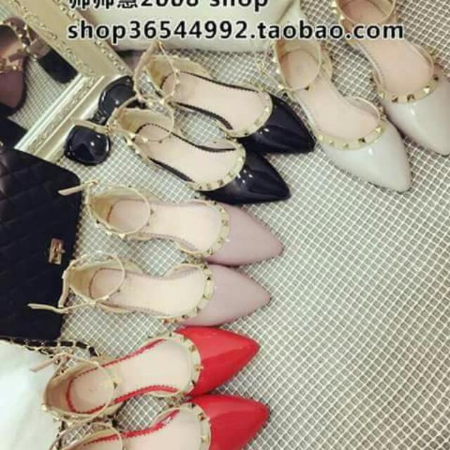 New High Quality Flat Shoes