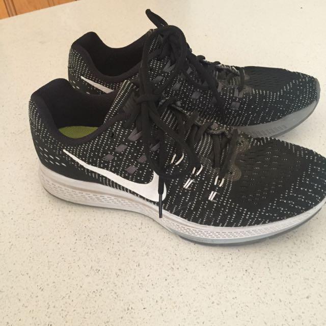 Nike Zoom Black Shoes