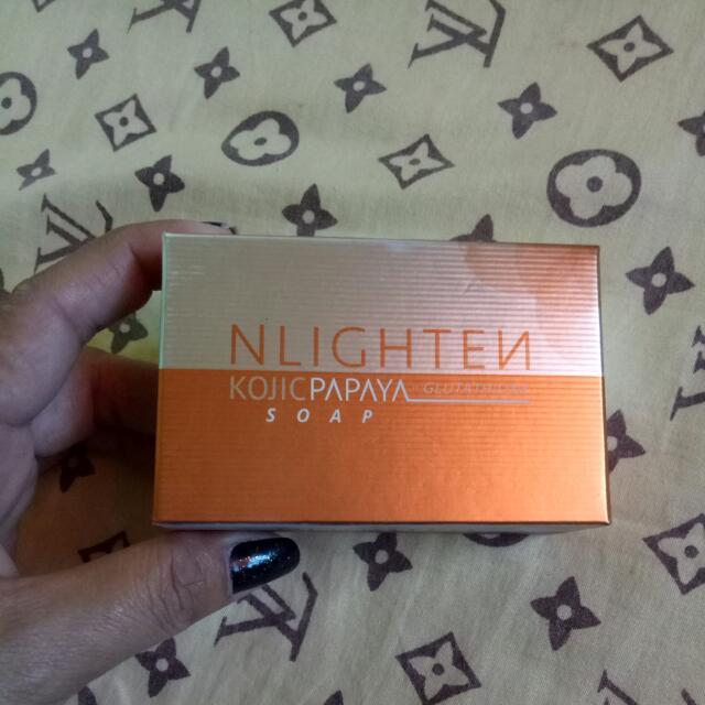 Nlighten Premium And Jokic Soap